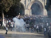 Lagi! Satu Warga Palestina Syahid Ditembak Israel Saat Perayaan Pembebasan Al Aqsha Kemarin