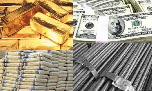 أخبار الاقتصاد في مصراليوم الإثنين 7/11/2016, أسعار الدولار, الذهب , الحديد , الأسمنت