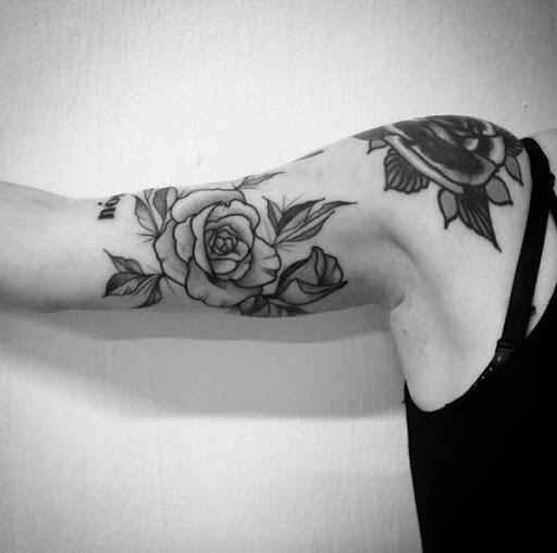 Este dotwork faixa de braço