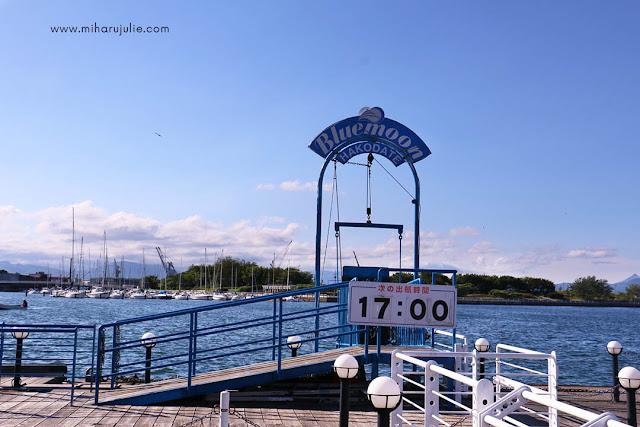 Tempat menarik di Hakodate Hokkaido Jepang