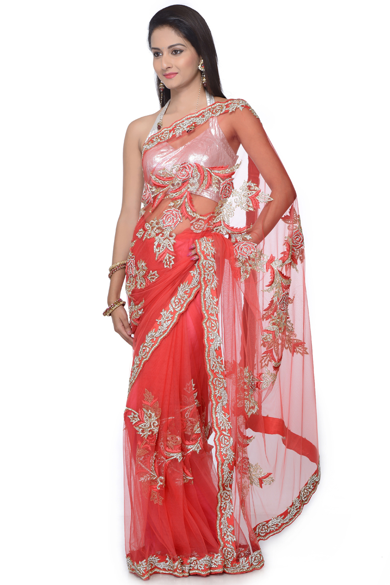 New Designer Wedding Sarees Latest Fashion Today