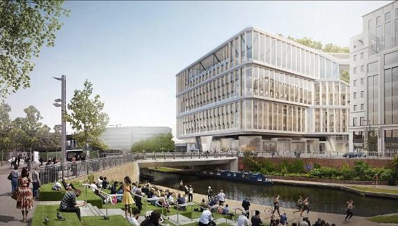 Google unveils plans for its new £1billion London based Headquarters (photos)
