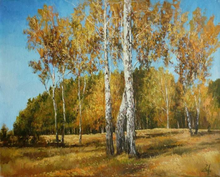 Пейзажные картины и натюрморты