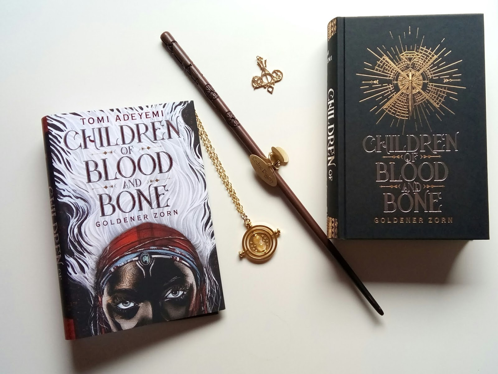 {Rezension} Children Of Blood And Bone - Goldener Zorn | Tomi Adeyemi