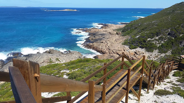 A photo of the Observatory Point and Lookout in Esperance, Western Australia