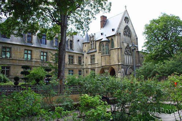 Museo Cluny, paris