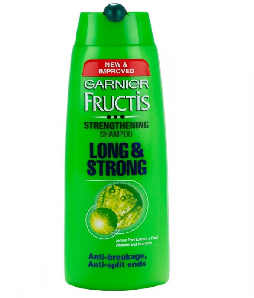 Garnier Fructis Long And Strong Shampoo 175 ML