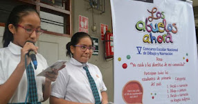 LOS ABUELOS AHORA: Más de 134 mil escolares participan de concurso nacional - www.pension65.gob.pe