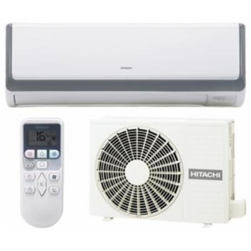 Hitachi Air Conditioners: Hitachi RAS-10AH1 / RAC-10AH1 Air