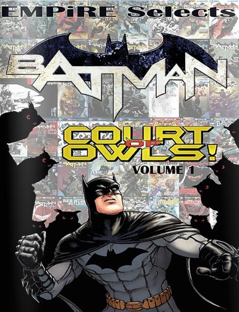 The Court of Owls Omnibus - (Dc Vol 1) - Batman
