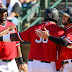 Red Wings beat Bulls to complete series sweep