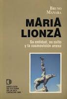 Bruno Manara, Libro, Maria Lionza