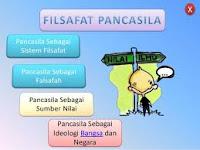 Nilai-Nilai yang Terkandung pada Pancasila