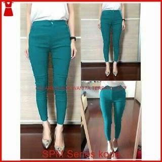22SPM Model Celana Jeans Wanita Tosca Elegan Bj6122