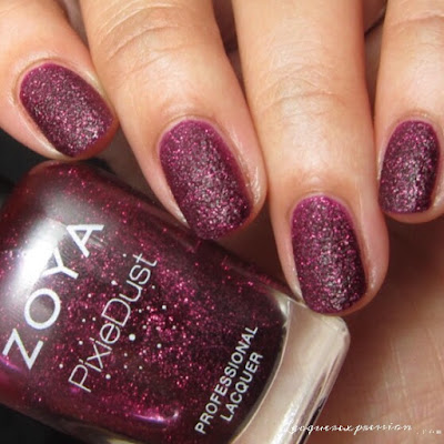 nail polish swatch of Lorna from Zoya's enchanted collection