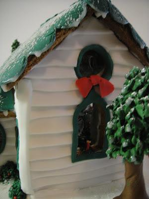 Cakesdusoleil Building A Gingerbread House