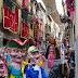 La Semana Grande continúa este miércoles ofrenda floral, Tarasca, gigantones e inauguración de la carrera procesional