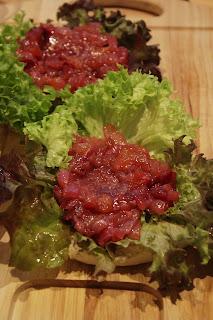 Chutney auf den Salat