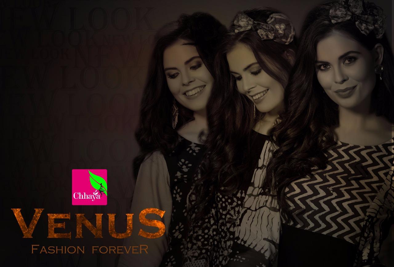 Chhaya-Venus-New Arrival Designer Heavy Rayon Kurti