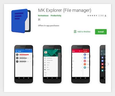 MK Explorer