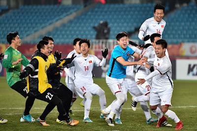 Tiền thưởng của U23 Việt Nam đã về gần hết