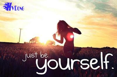 Hãy là chính mình
