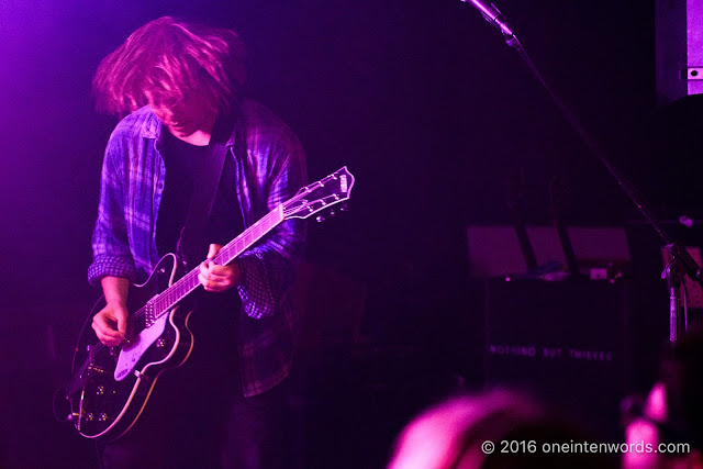 Nothing But Thieves at The Velvet Underground on August 2, 2016 Photo by John at One In Ten Words oneintenwords.com toronto indie alternative live music blog concert photography pictures