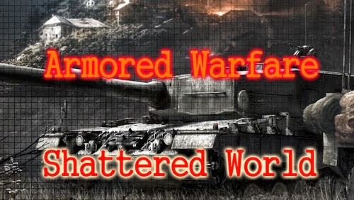 Armored Warfare - E3 2014