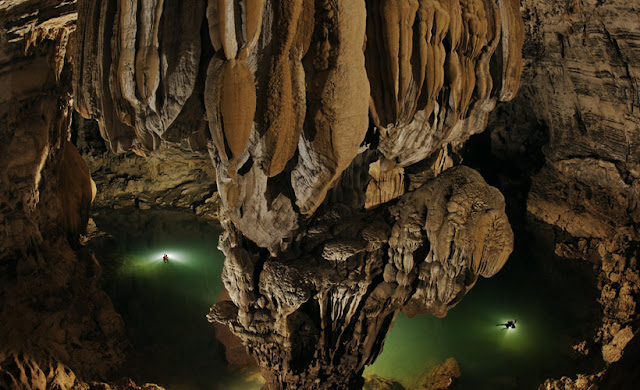 Son Doong cave, Ban Gioc waterfalls named among Top natural wonders in Asia