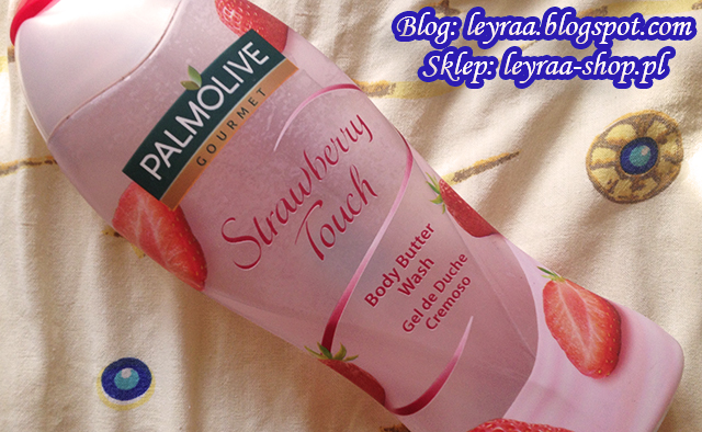 Palmolive Gourmet Strawberry Touch