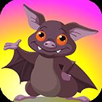 Games4King - Bat Rescue Escape