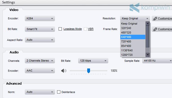 Cara Convert/Ubah Format Video Mudah di PC/Laptop 2