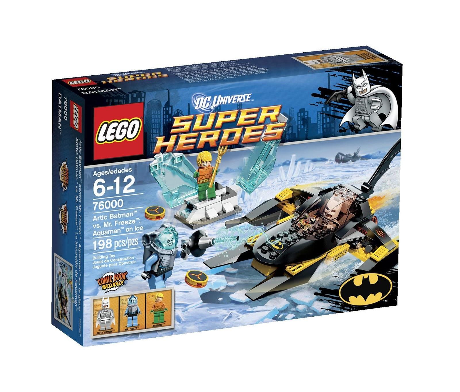 www.onetwobrick.net: set database: LEGO 76000 arctic ...