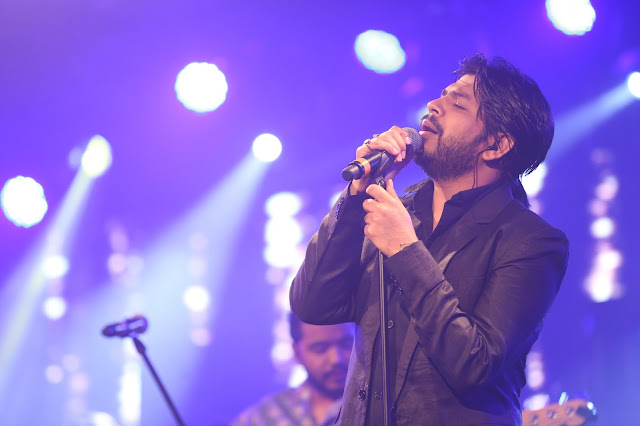 Get ready for a soulful performance by Ankit Tiwari at Phoenix Marketcity, Kurla