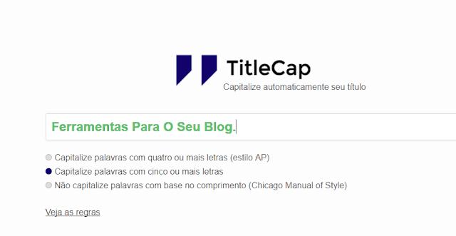 Site Titlecap