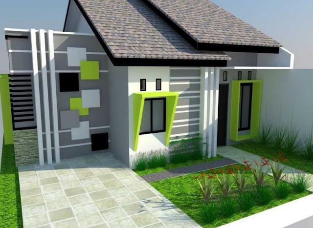 Rumah Minimalis Favorit Masa Kini