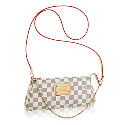 Louis Vuitton Eva Louis-Vuitton-N55214-Damier-Azur-Eva-Clutch