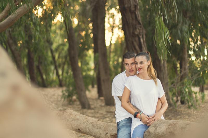 novio novia  preboda naturaleza