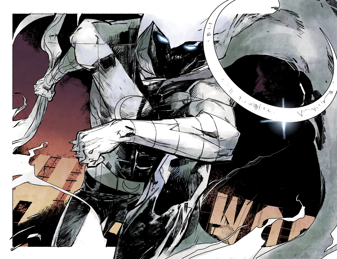 moon knight - photo #21