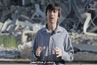 British ISIS hostage John Cantlie