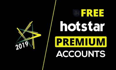 Free Premium Hotstar Accounts & Passwords 2019 – Hotstar