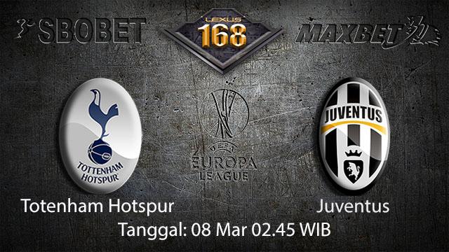 BOLA88 - PREDIKSI TARUHAN BOLA TOTTENHAM HOTSPUR VS JUVENTUS 8 MARET 2018 ( UEFA CHAMPION LEAGUE )