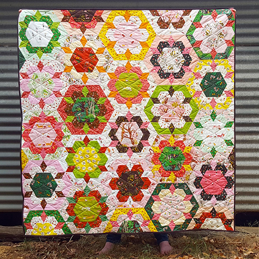 Cherish Quilt Free Pattern