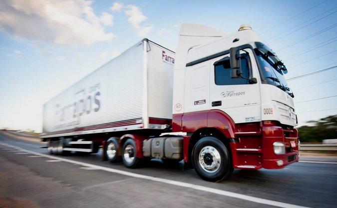 Grupo Farrapos abre vagas para caminhoneiros autônomos