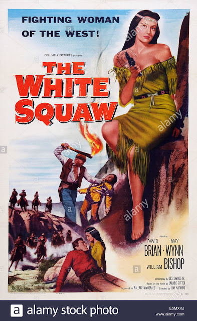 The White Squaw (1956) ταινιες online seires oipeirates greek subs