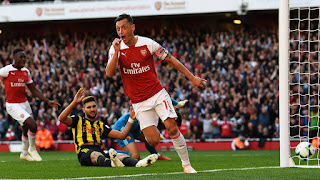 Arsenal Wrap Up September In Grand Style