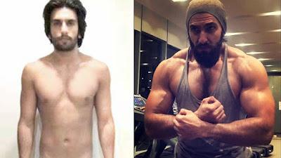 Ranveer Singh Workout Plan