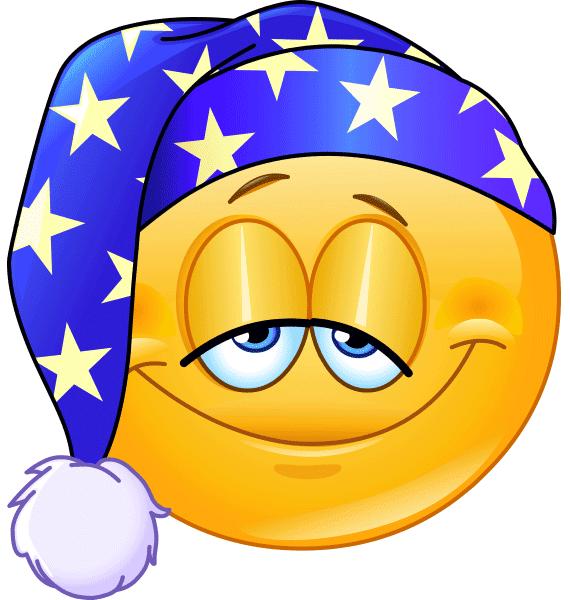 Sweet Dreams Smiley