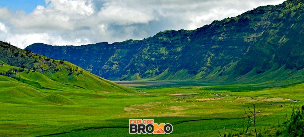 paket wisata alam gunung bromo