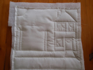 Quilting - front